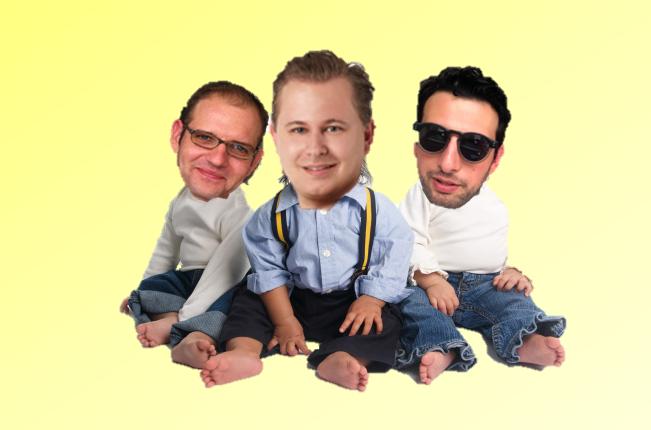 PappaDocs Kinder