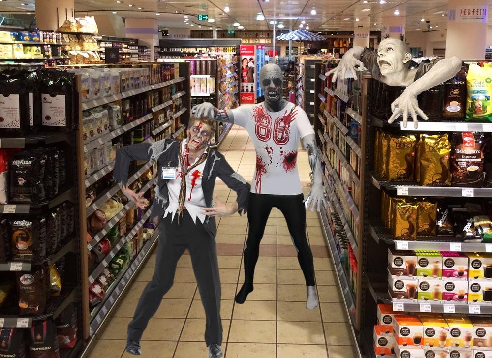 Survival of the fittest im Supermarkt - Ich Bin Dein Vater - Vaterblog