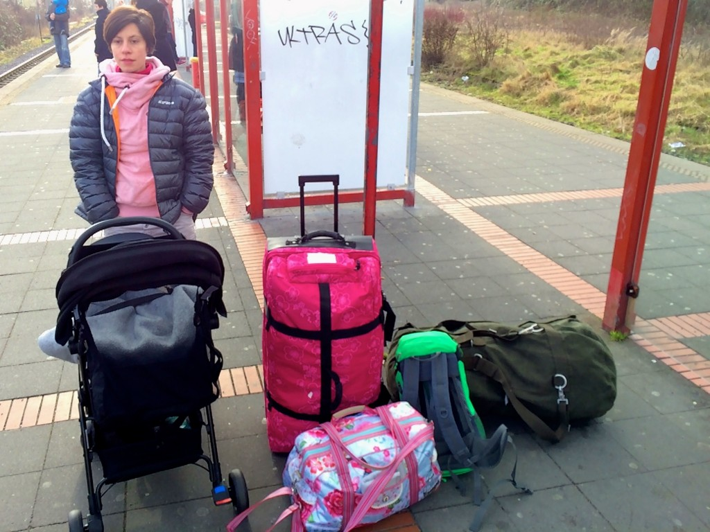Leichtes Gepäck