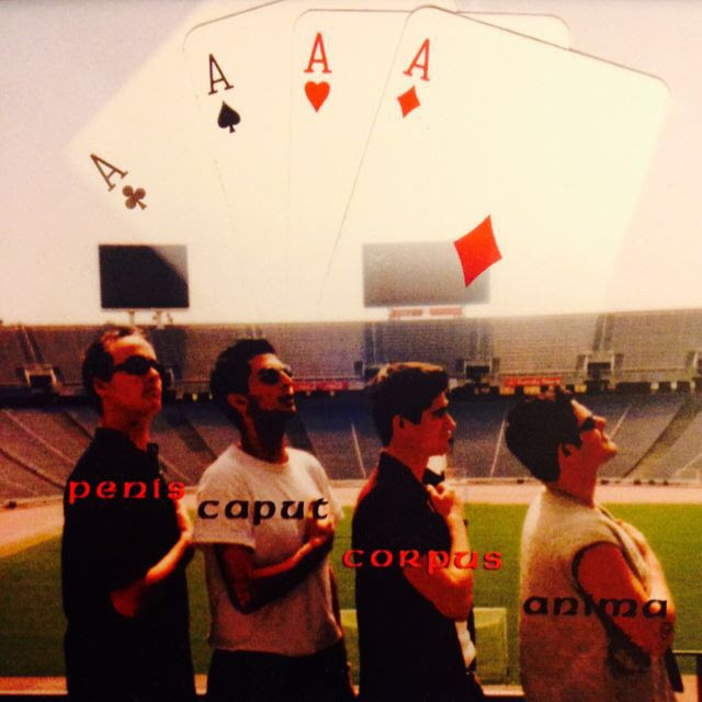 Die Glorreichen 4 in Barcelona 1997