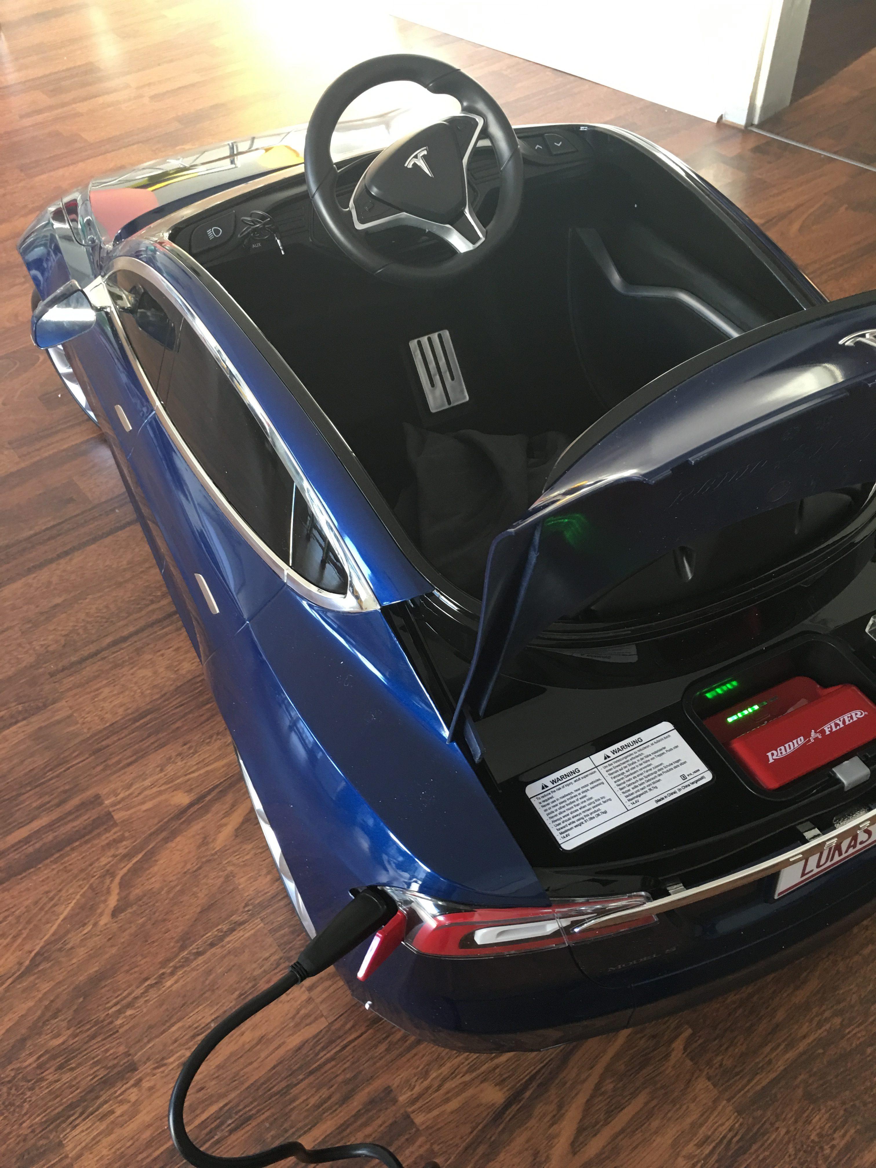 Tesla-Batterie
