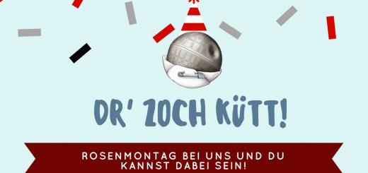 Dr' Zoch kütt! (2)
