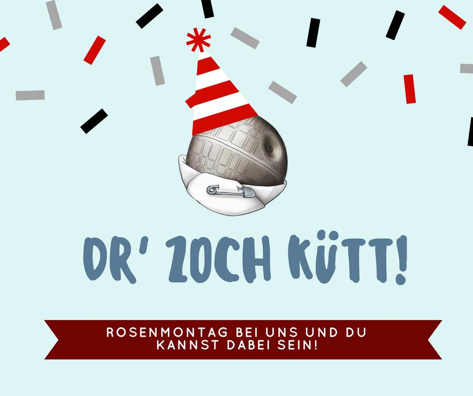 Dr' Zoch kütt! (3)